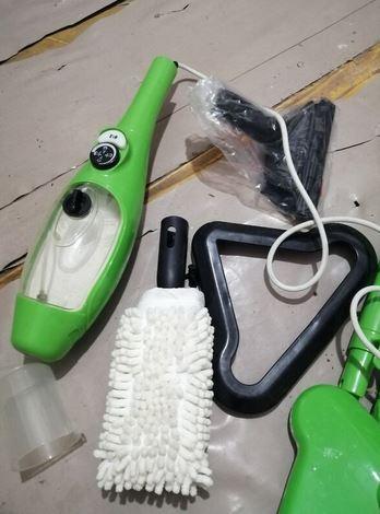 H2O Mop Buharlı Robot Paspas