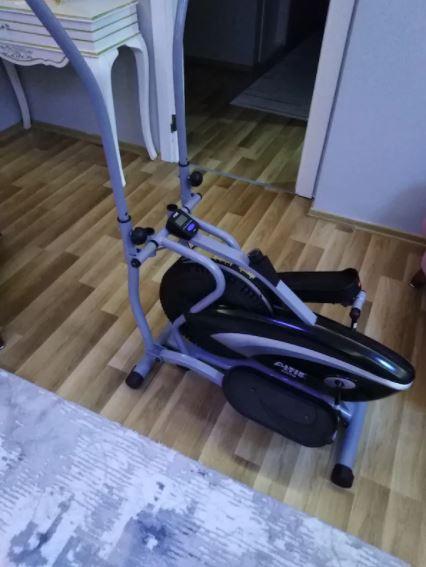 Eliptik bisiklet