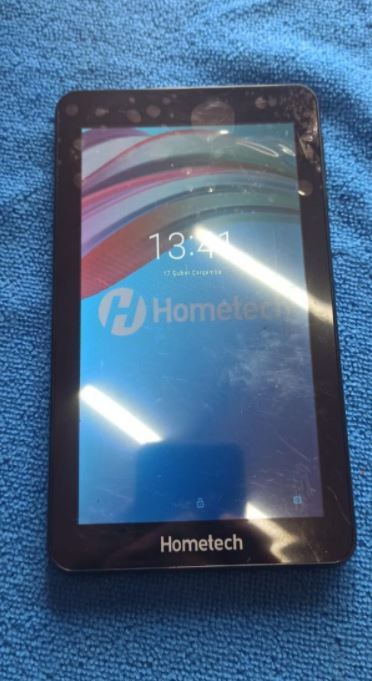 Hometech Tablet