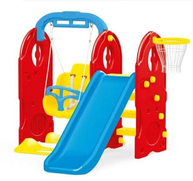 Dolu 4lü Çocuk Oyun Parkı
