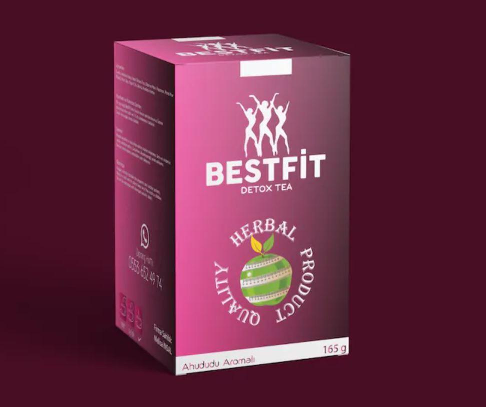 Bestfit Detoks Tea Zayıflama Çayı