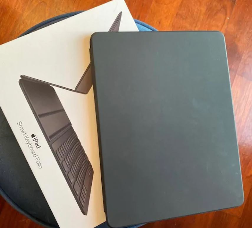 Apple iPad Pro 2020 Smart Keyboard Folio