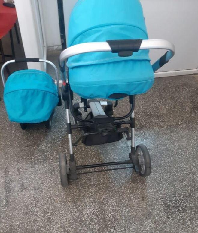 Bebek Arabası ve Bebek Araç Koltuğu
