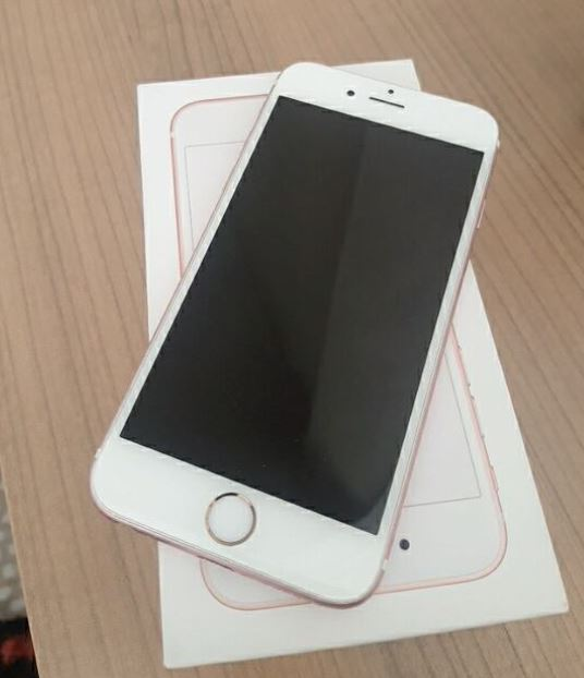 iPhone 6S 32 GB Rose Gold Telefon