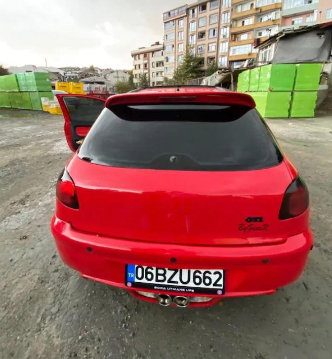 Peugeot 206 GTI 1999 Model