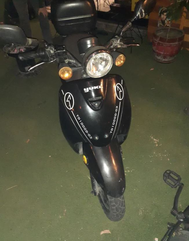 Yuki Elektrikli Motosiklet