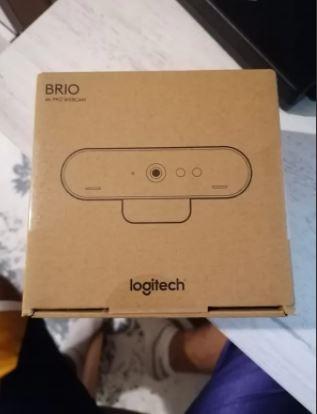 Logitech 4K Webcam Brio