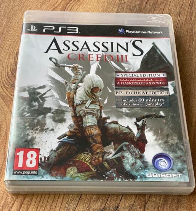 Assassins Creed PS 3 Oyunu