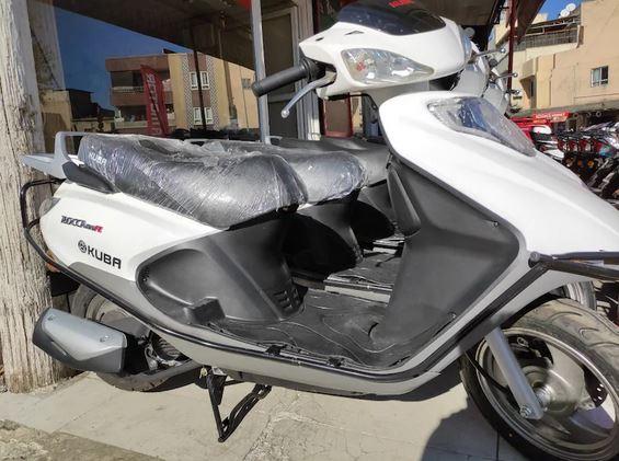 KUBA Rocco 100 CC Motosiklet