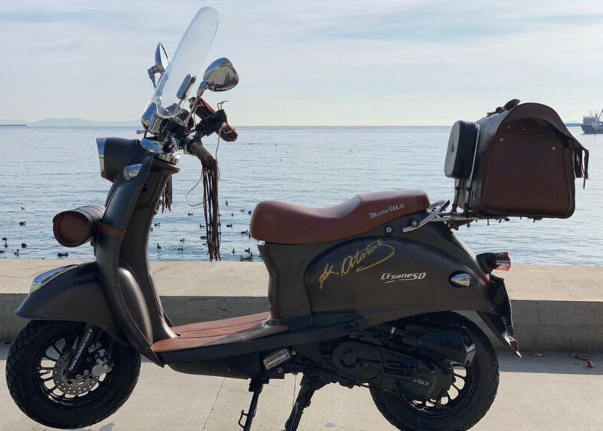 Motolux Efsane 50cc (80cc)
