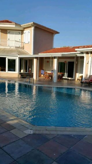 Silivri Akören Triplex Güvenlikli Villa