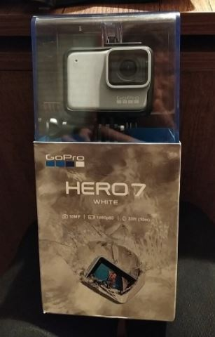 GoPro Hero 7 White Aksiyon Kamerası