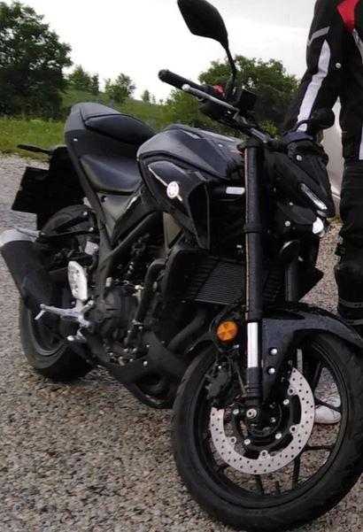 Yamaha MT 25 2020 Motosiklet
