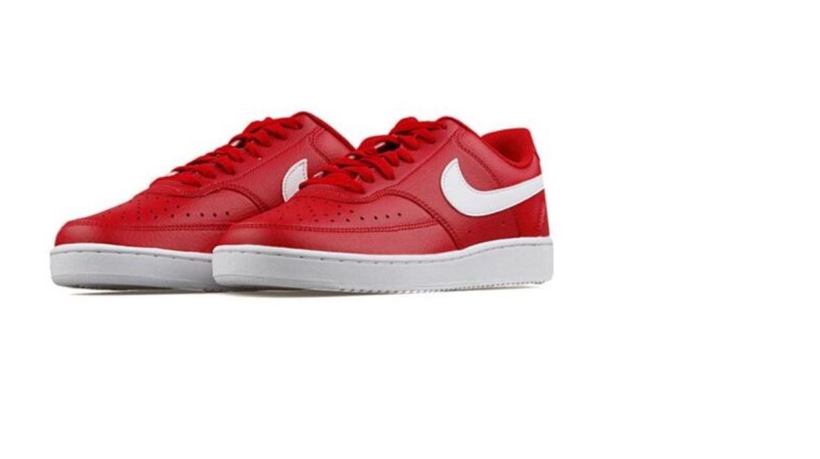 Nike Court Vision Low Ayakkabı