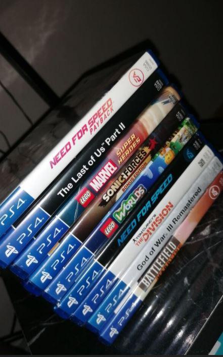 PS4 PlayStation 4 Oyunları