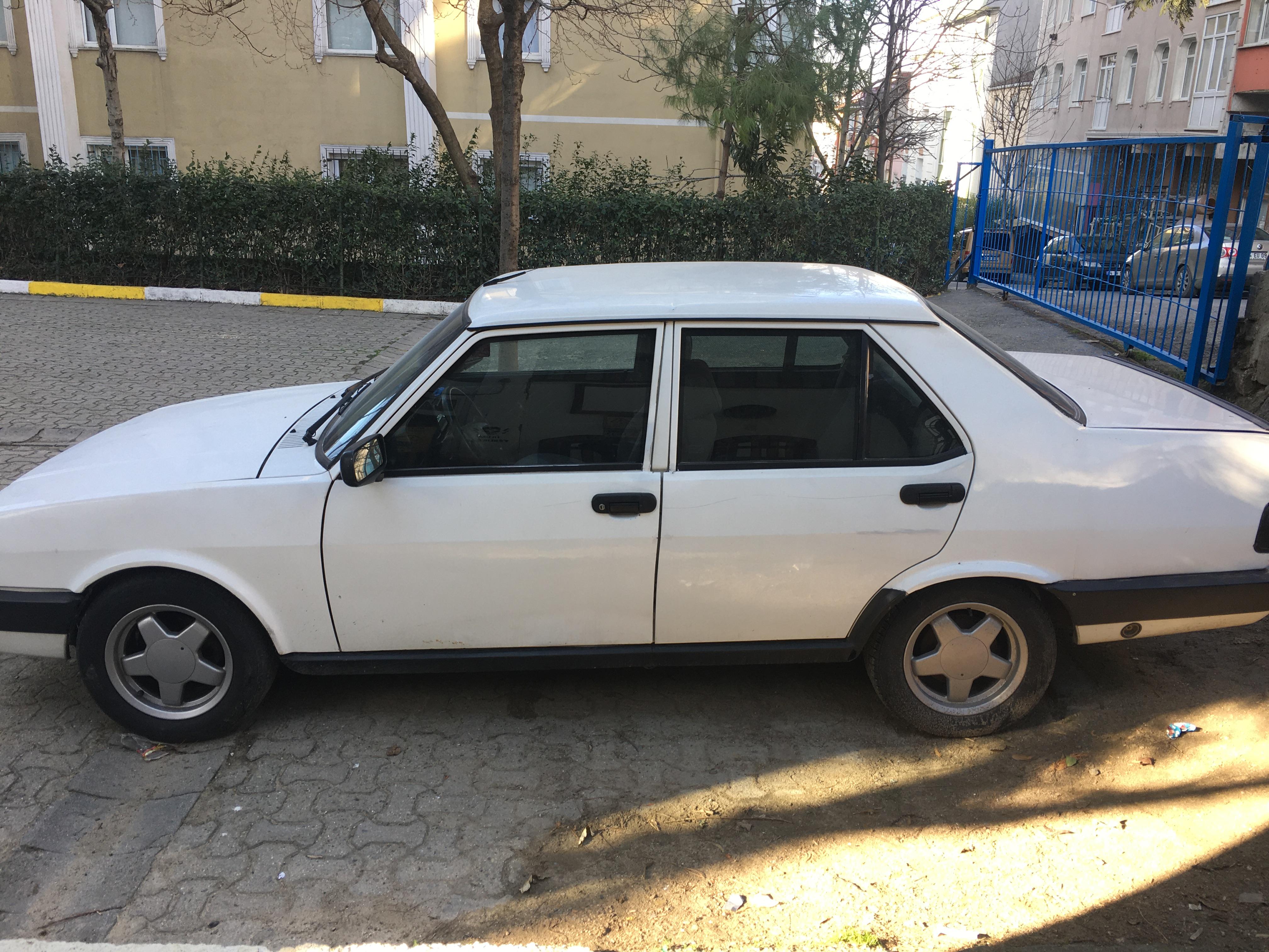 Tofaş Şahin 1.6 S 1998 Model