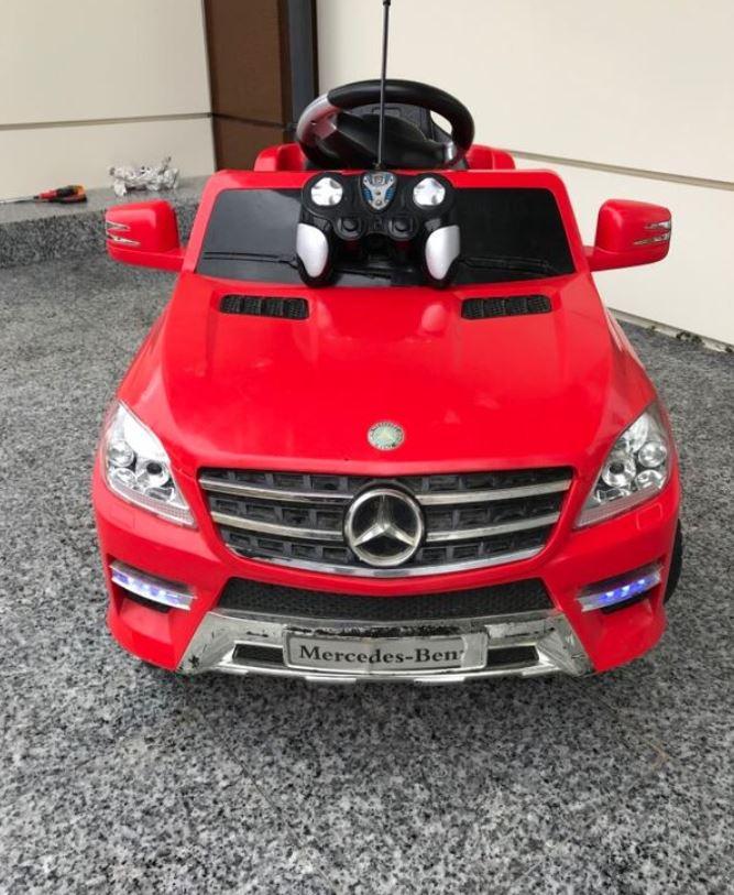 Mercedes Akülü Araba