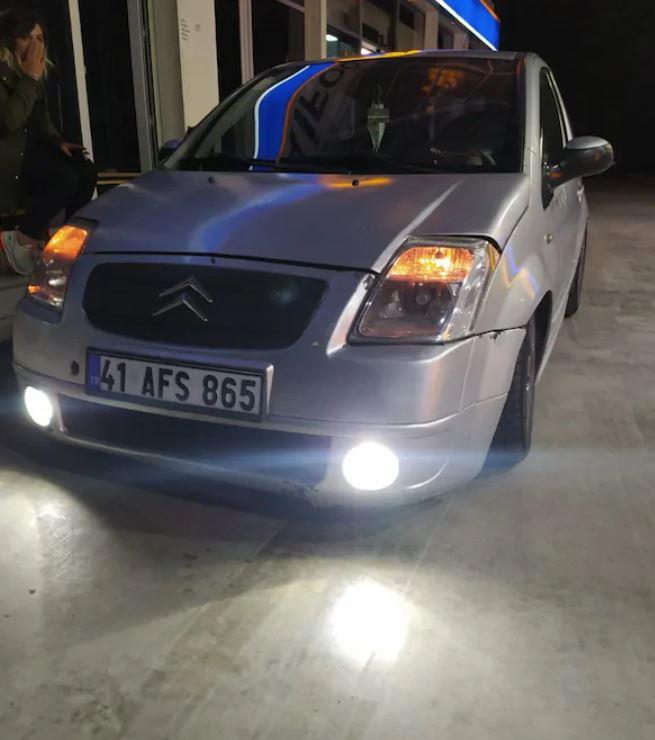 2006 Citroen C2 1.4 HDI SX
