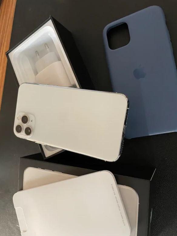 iPhone 11 Pro 512 GB Beyaz