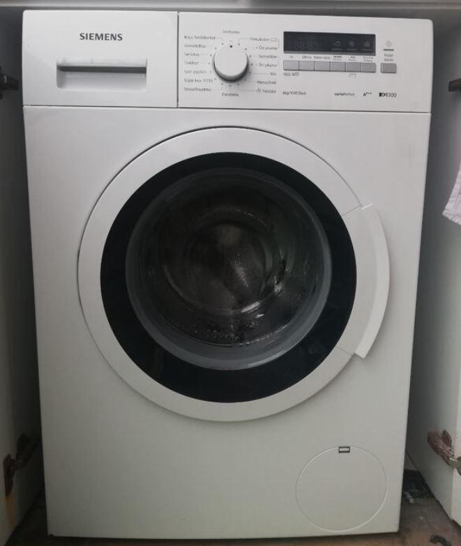 Siemens Dijital Çamaşır Makinesi