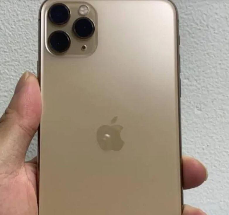 iPhone 11 Pro Max 256 GB Gold