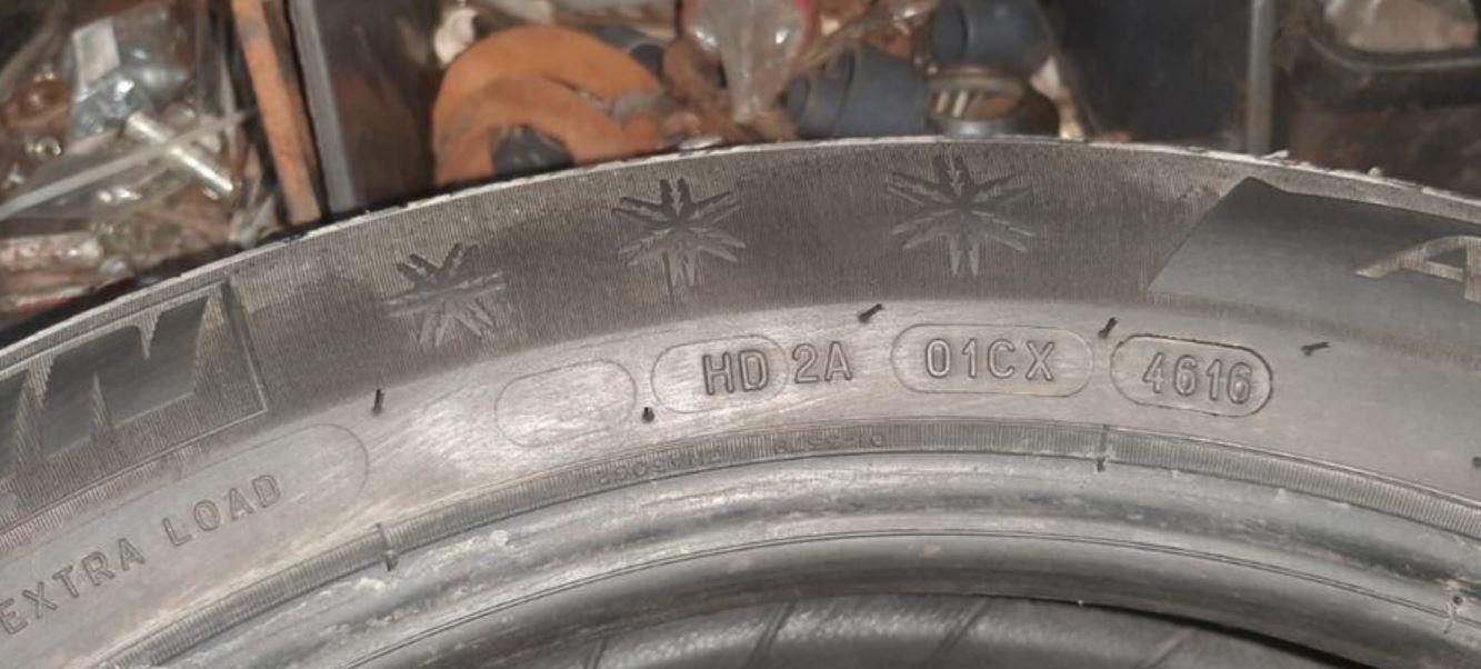 205/55/17 Kış Lastiği Michelin Alpin 5