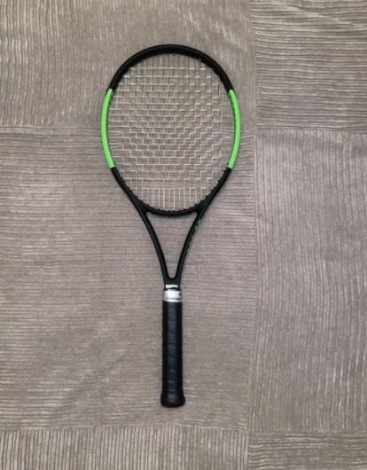 Wilson Blade 104 Serena Williams Tenis Raketi