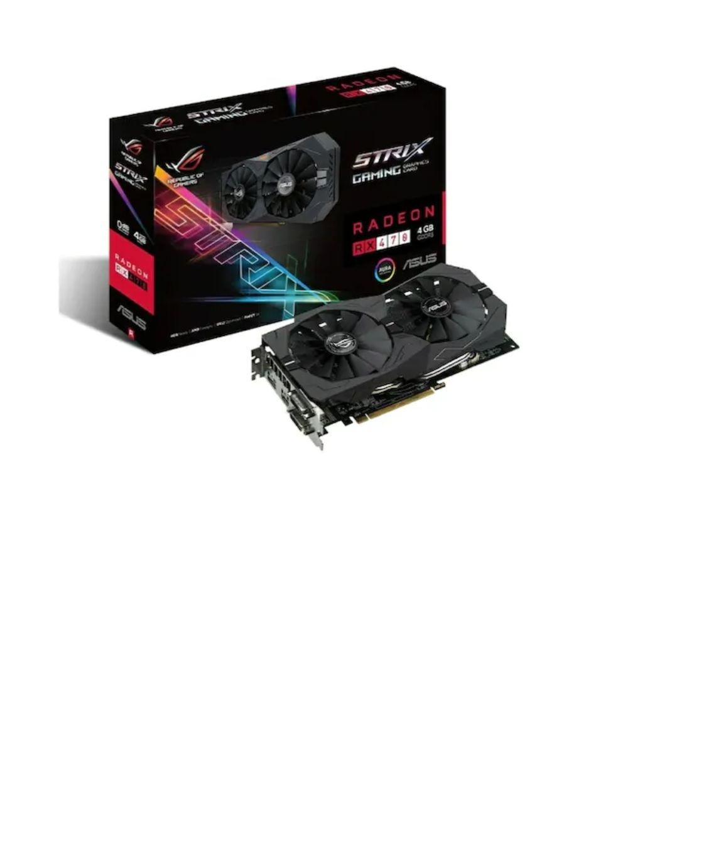 Asus Strix Rog RX 470 4 GB