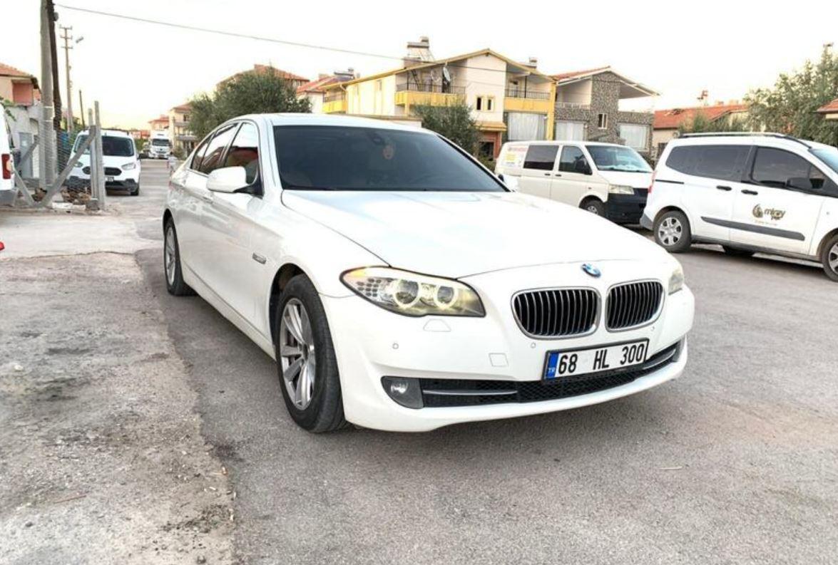 BMW 5 Serisi 530D Exclusive F10 2011