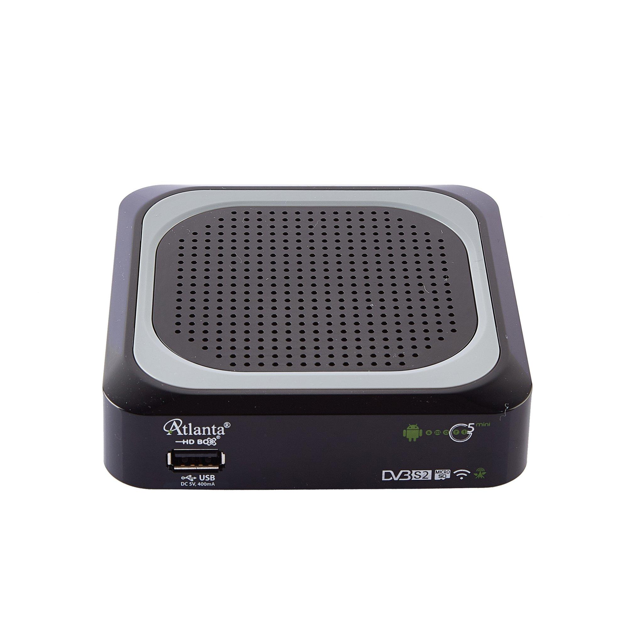 Atlanta Full HD Uydu Alıcısı Smart G5 Mini Modeli