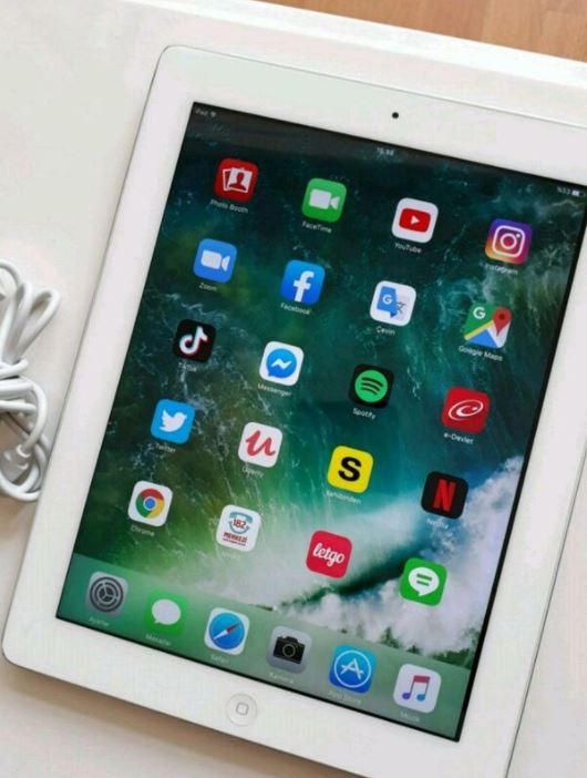Apple iPad 4 Retina Ekran