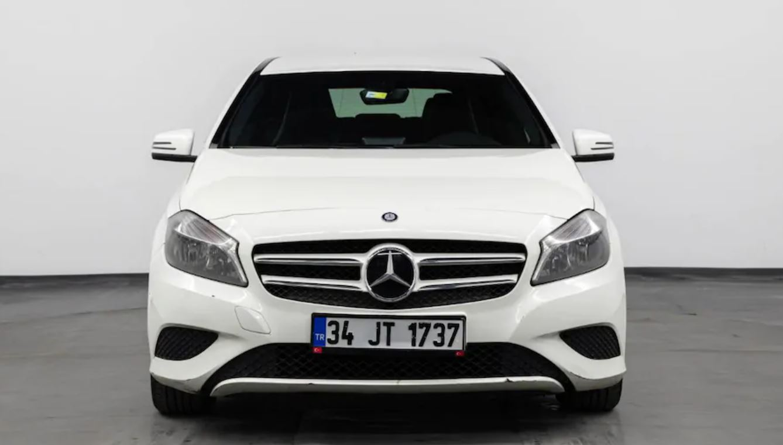 Mercedes A 180 Style Paket 2013