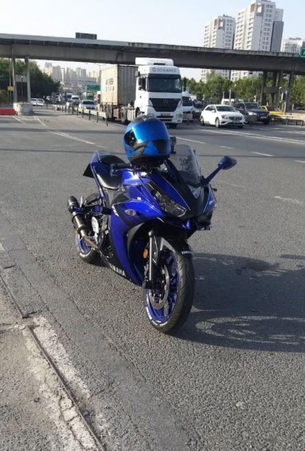 Yamaha R25 Motosiklet Acil Satılık