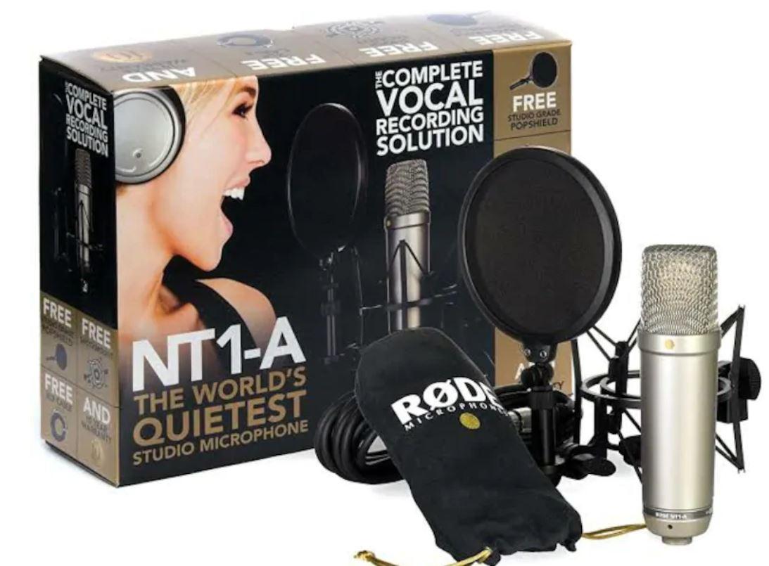 Rode NT1-A Youtuber Mikrofon