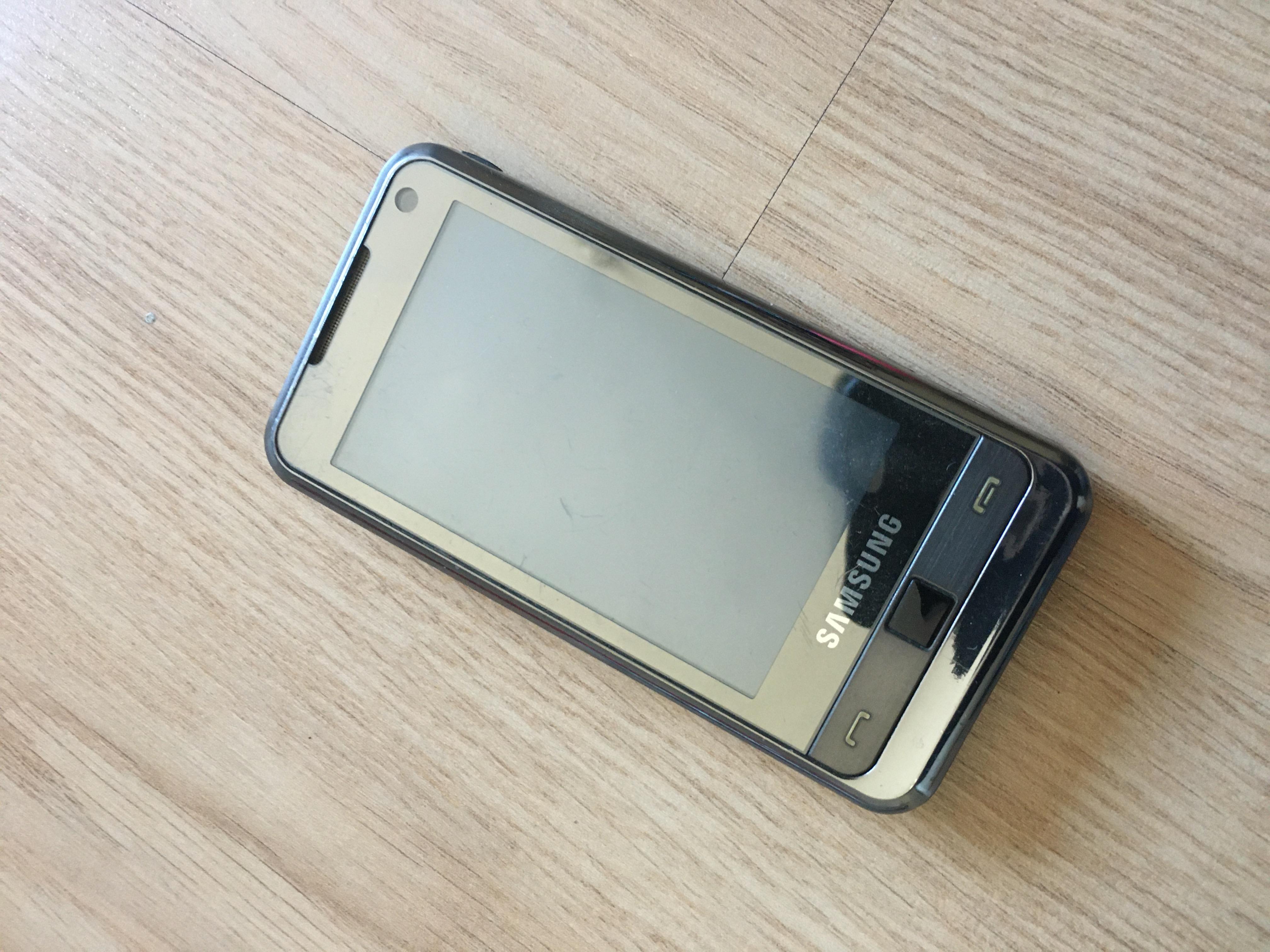 Samsung Tuşlu Dokunmatik Cep Telefonu