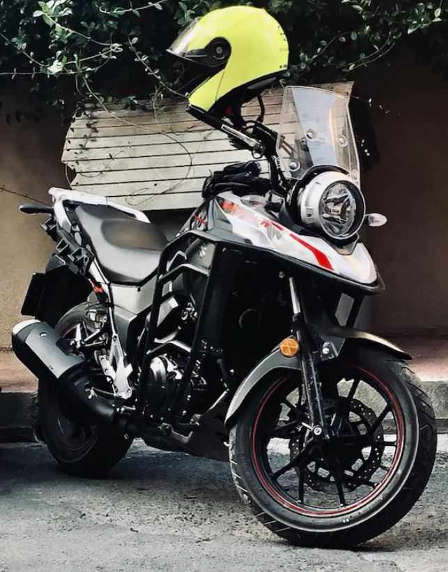 Suzuki V Strom 250 Motosiklet