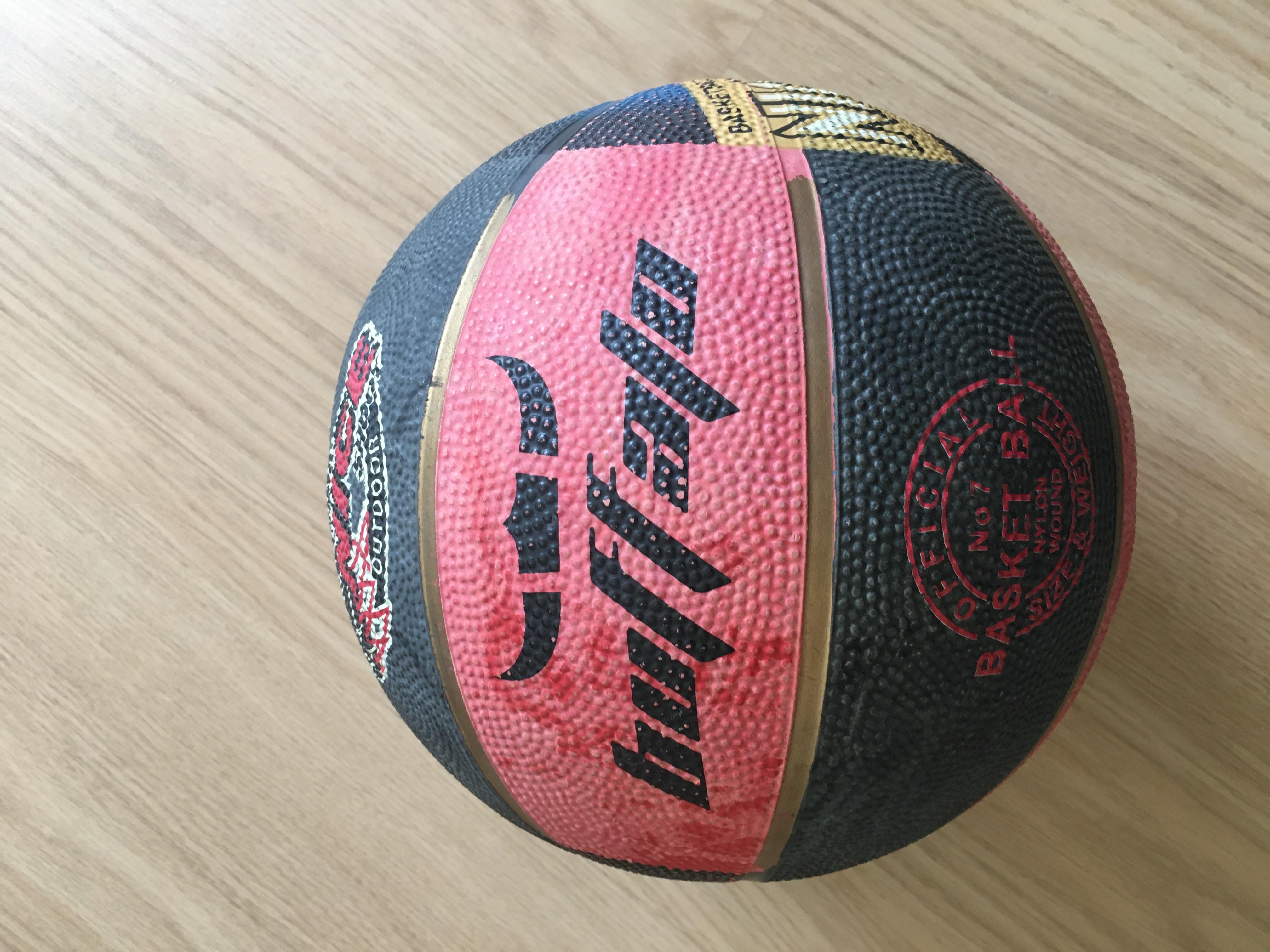 Niceshoot Basketbol Topu