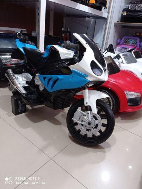 Akülü Motor Motosiklet