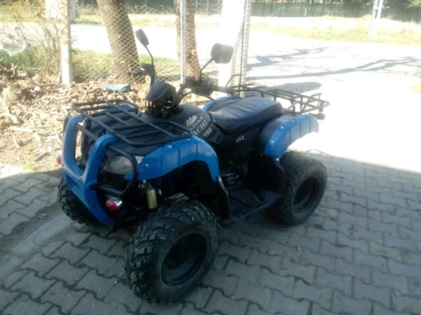 ATV Apachi Bakımları Yapıldı