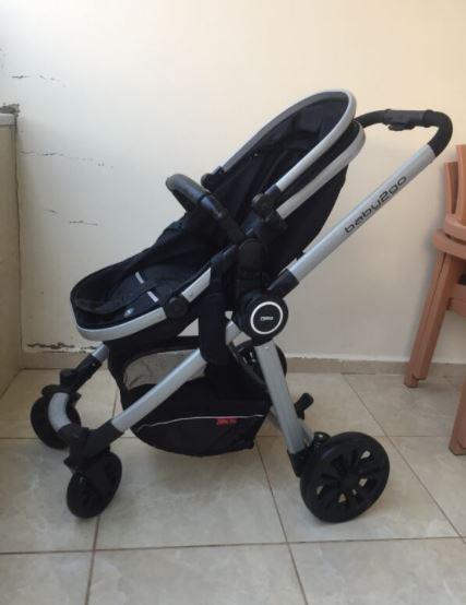 Baby2Go Travel Sistem Bebek Arabası