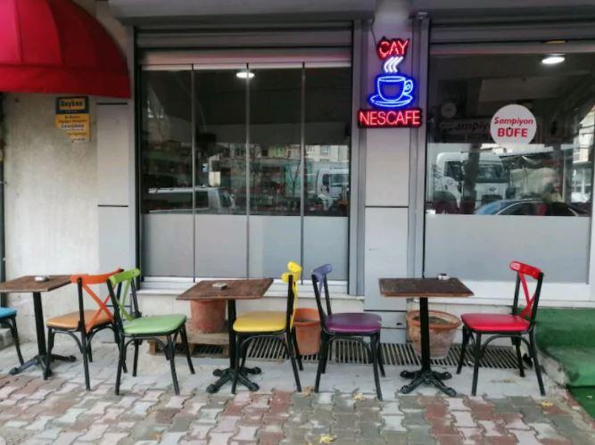 Devren Satılık Kiralık Cafe Dükkan Full Dolu