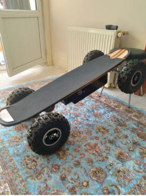 Elektrikli Kaykay X Board Off Road