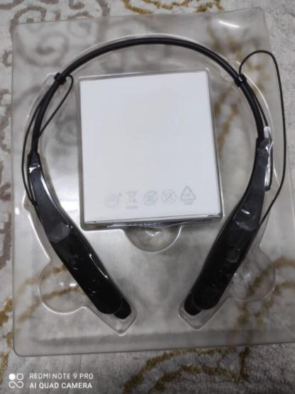 LG Tone+ Kablosuz Kulaklık Bluetooth Kulaklık
