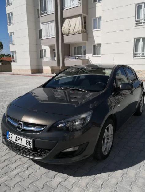 Opel Astra J 2014 Edition 1.6
