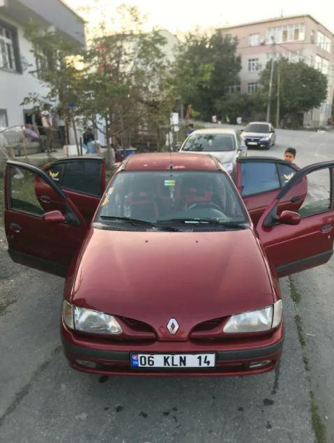 Renault Megane 2.0 Scenic RXT 1998