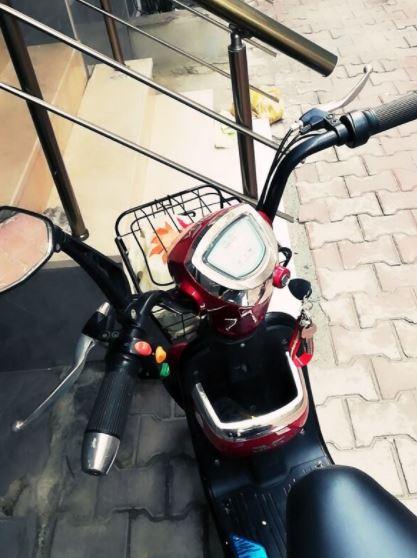 Volta VSC 2019 Elektrikli Motosiklet