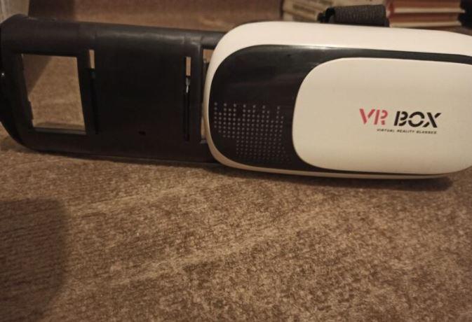 VR Box Kumandalı Sanal Gerçeklik Gözlüğü
