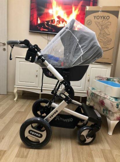 Yoyko Elegance Travel Bebek Arabası